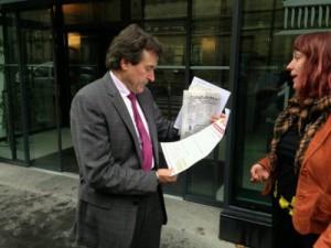 Philippe Plisson, rapporteur PS de la loi de transition énergétique sur le volet nucléaire